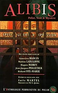 Revue Alibis numéro 56 par Revue Alibis
