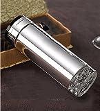 MDRW-Tasses d'eau individuels High-End-Vakuumglas, Geschenk Tasse, kreative Büro Gesundheit Cup,A360ML