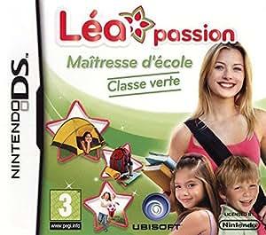 Léa Passion - Maîtresse d'école classe verte