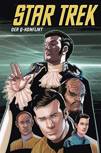 Star Trek Comicband 17: Der Q-Konflikt (Star Trek - gebraucht kaufen  Wird an jeden Ort in Deutschland