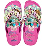 Stepup Store Slipper Frozzzan Flipflop for Kids Girls (1.5 to 7 Years)