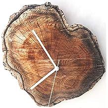 Suchergebnis Auf Amazonde Für Design Wanduhr Holz