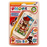 #9: 3D Touch Mobile Phone,Intelligent Functions & Sound Recording, Songs, Story, Music, Learning, Ringtones & Lighting.
