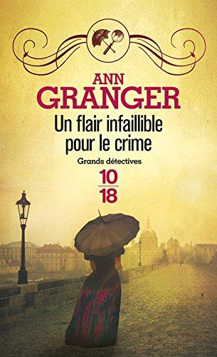 Un flair infaillible pour le crime par Ann GRANGER