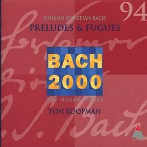 Präludien und Fugen BWV 534, 5
