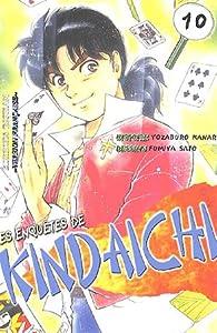 Les Enquêtes de Kindaichi Edition simple Tome 10