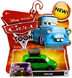 Disney / Pixar CARS TOON 155 Die Cast Car Van San by Disney