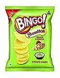 #6: Bingo Potato Chips Cream and Onion, 52 g