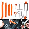 12 Autoradio Panel Trim entfernen Kit Pry Tool Tür Body Clip Panel Remover Trim Dash Radio Stereo Repair Tool Pry Umbau Set