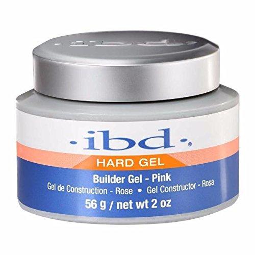 IBD Hard Gel Builder Gel Pink 56g (Builder Uv Gel)