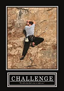 Challenge Poster Original Barney Stinson Poster 7 13