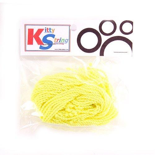 Kitty String FAT Yo-Yo String 10 pk - Yellow by Kitty String
