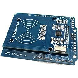 RC522RF módulo Sensor IC tarjeta lector + S50NFC/RFID Smart Card para Arduino UNO/Mega2560