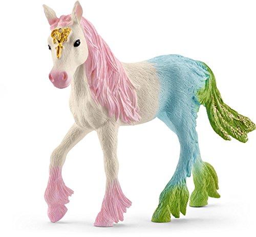 Bayala Schleich Surahs Feathered Foal Toy
