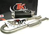 Auspuff Turbo Kit Quad/ATV 4T für Kymco KXR 250, MXU, Maxxer 250/300