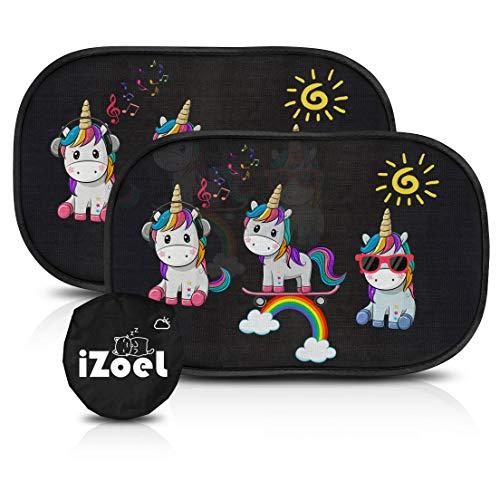 IZoeL Parasol para Parabrisas de Coche para niños