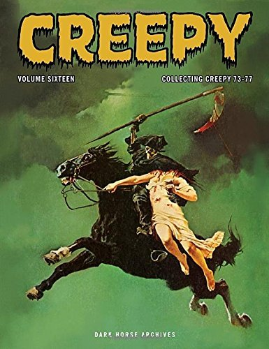 Creepy Archives Volume 16 by Bruce Bezaire (2013-06-25)
