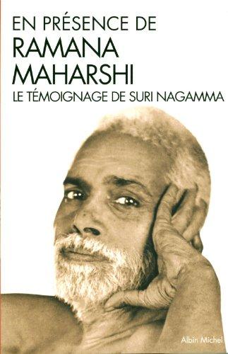 En prsence de Ramana Maharshi - le tmoignage de Suri Nagamma