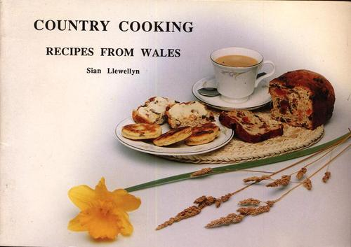 Country Cooking: Recipes from Wales (Regional Cookery Books