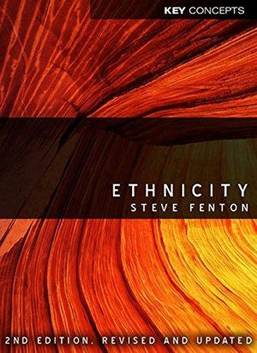 Preisvergleich Produktbild Ethnicity (Key Concepts) by Pro Steve Fenton (2010-02-08)
