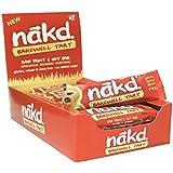 Nakd - Tarte Bakewell G/F Barre 35g (Lot De 18)