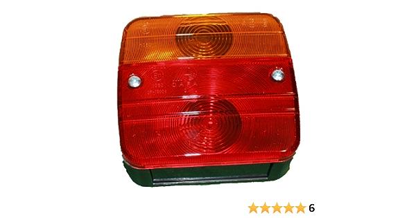 Universal Kfz Leuchte Rückleuchte Für Anhänger Auto