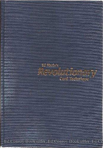 LIBRO Ed Marlo's Revolutionary Card Technique