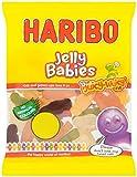 Haribo Jelly Babies Hanging Bag 160g pack 30