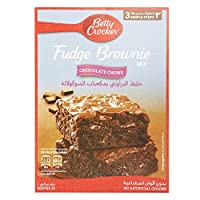 ‏‪Betty Crocker Fudge Brownie Mix Chocolate Chunk, 500 gm‬‏
