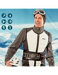 Motocicleta Moto chaleco protector de espalda para esquí y snowboard Spine protector de protección CE