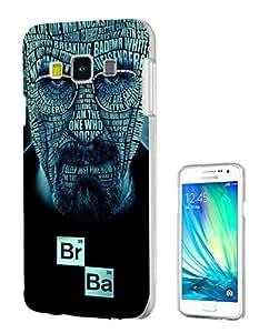 489 - Breaking bad Mr White BrBa Heisenberg Design Samsung Galaxy Grand Prime Fashion Trend Protecteur Coque Gel Rubber Silicone protection Case Coque