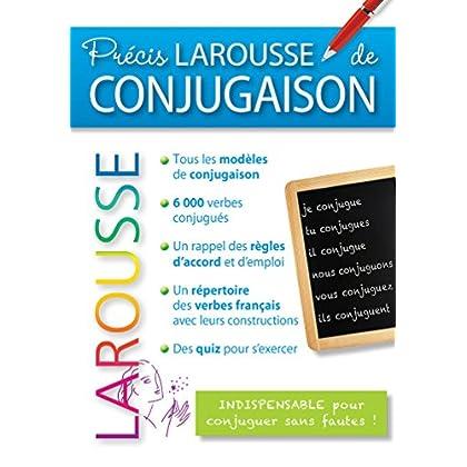 Précis Larousse de Conjugaison