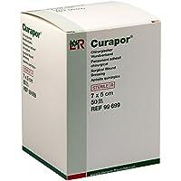 Curapor Wundverband steril weiß 7 x 5 cm 50 Stück preisvergleich bei billige-tabletten.eu