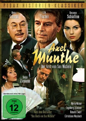 Bild von Pidax Film-Klassiker: Axel Munthe - Der Arzt von San Michele