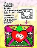 20 Decken Steppdecken Grußkarten Malbuch Für Erwachsene Kinder Rentner Schule zu Hause Arbeit Krankenhaus Pensionierung Für jeden Anlass Von Künstler Grace Divine