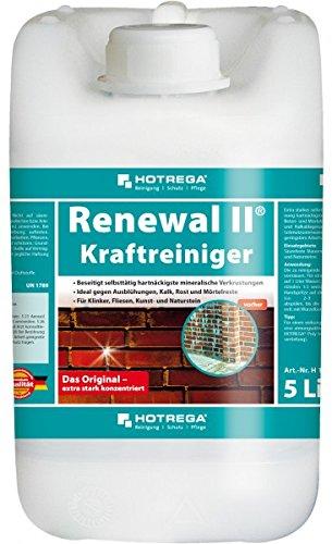 Hotrega Kraftreiniger Renewal II 5l Multifunktionelles Konzentrat Hervorragende Tiefenwirkung