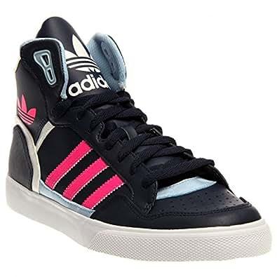 adidas Originals Extaball W, Baskets mode femme - Bleu (Blnaco/Rossol/Blcicl), 40 EU