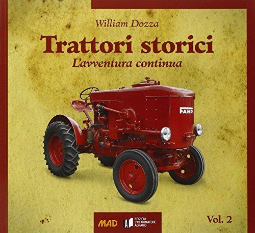 Trattori storici: 2 di William Dozza