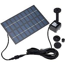 Amazon.fr : pompe bassin solaire avec batterie - Anself