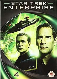 Star Trek Enterprise: Series 4 (Slimline Edition) [DVD] [2004]