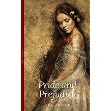 Pride and Prejudice ( illustrated ) (English Edition)