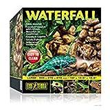 Exo Terra PT10082 Set aus Wasserfall und Nebelerzeuger für Reptilien