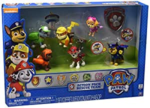 buy paw patrol action pack rescue team