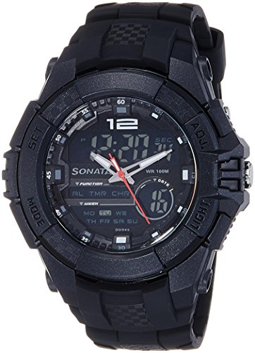 Buy Sonata 77027PP01J Ocean Series III Chronograp Unisex Watch Online at Best Price in India