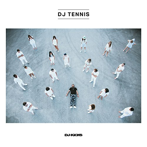 DJ-Kicks [Vinyl LP] Comp Platte