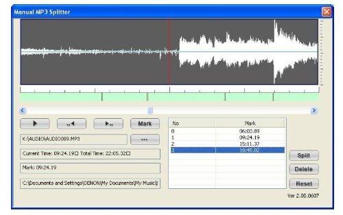 Denon dp-200-Software zum Digitalisieren von Schallplatten