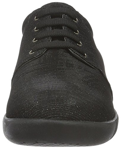 Rohde Damen Prato Sneakers Schwarz (Schwarz 90)