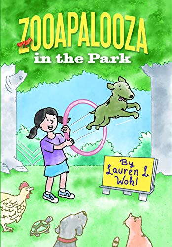 Zooapalooza in the Park (Racoon River Kids Adventures)