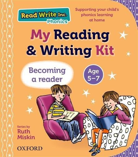 Read Write Inc.: My Reading and Writing Kit: Becoming a reader por Ruth Miskin