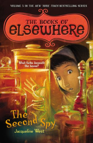 Books of Elsewhere: Volume 3 (English Edition) ()